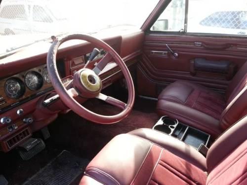 1985 Santa Rosa CA Interior