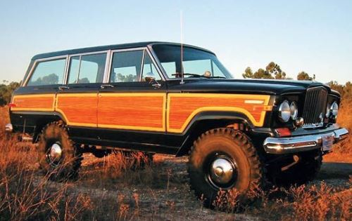 2017 Grand Wagoneer Woody >> Jeep SJ (Grand Wagoneer) Parts & Accessories Resources - 4X4, Off Road