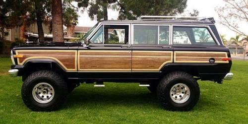 1971 Lifted Jeep Grand Wagoneer For Sale In Big Bear Lake