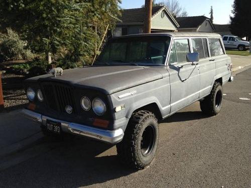 1969 Jeep Grand Wagoneer For Sale In Salida California