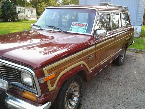 1985 jeep grand wagoneer 360 engine for sale in london ohio. Black Bedroom Furniture Sets. Home Design Ideas