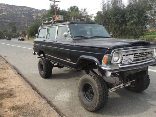 1970 Jeep Grand Wagoneer 455ci Buick V8 For Sale in Alpine