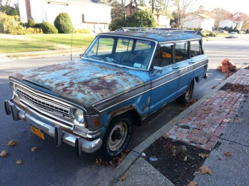 1972 Jeep Grand Wagoneer V8 For Sale in Islip Terrace, New ...