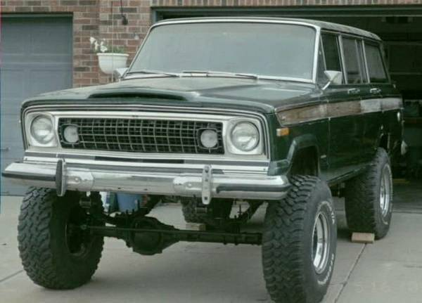 1977 Jeep Grand Wagoneer For Sale In Terre Haute Indiana