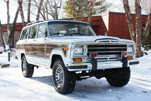 1988 Jeep Grand Wagoneer 5.9l V8 Auto For Sale in Provo, Utah