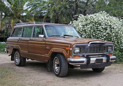 1985 jeep grand wagoneer auto for sale in tucson arizona. Black Bedroom Furniture Sets. Home Design Ideas