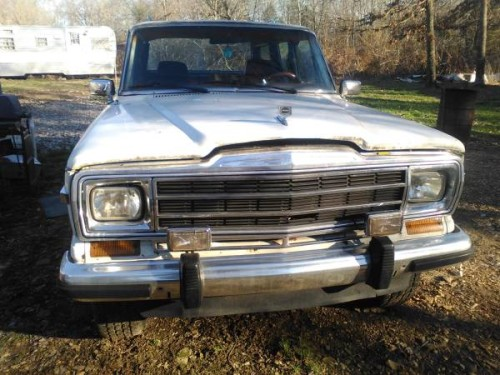 1986 Jeep Grand Wagoneer Auto Trans For Sale in Eastern ...