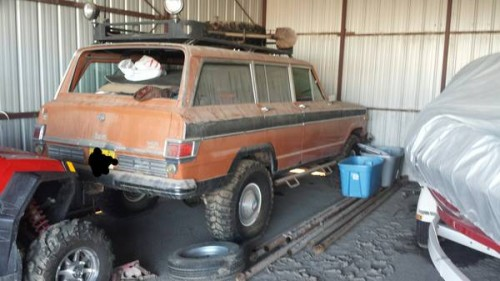 1977 Jeep Grand Wagoneer Amc 401 For Sale In Hobbs Texas