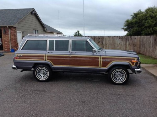 1989 Jeep Grand Wagoneer V8 Auto For Sale in Lawton, Oklahoma