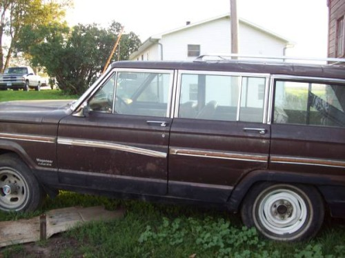 New Ulm (MN) United States  city images : 1987 Jeep Grand Wagoneer Project Car For Sale in New Ulm, Minnesota