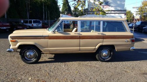 1977 Jeep Grand Wagoneer 401 V8 Auto For Sale In Eugene