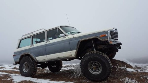 1984 Jeep Grand Wagoneer 350 V8 Manual For Sale In