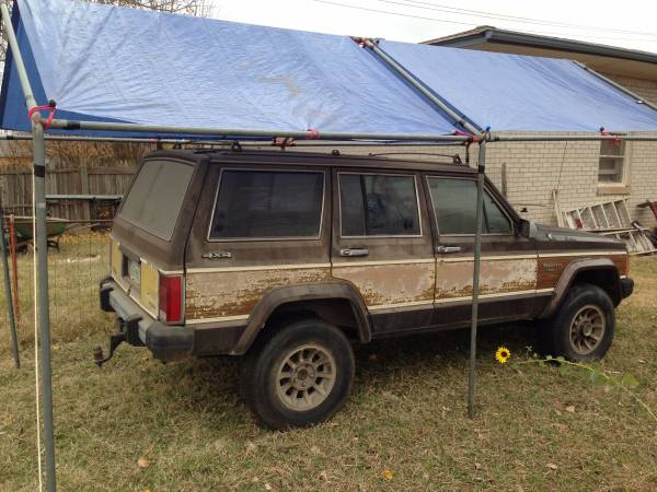 1986 Jeep Grand Wagoneer 2 8l V6 Auto For Sale In Oklahoma City