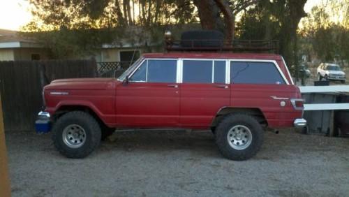 Craigslist Missoula Mt >> 1969 Jeep Grand Wagoneer 350 Auto For Sale in Menifee ...