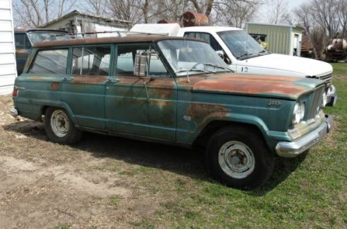 1965 jeep grand wagoneer auto for sale in shell rock iowa. Black Bedroom Furniture Sets. Home Design Ideas
