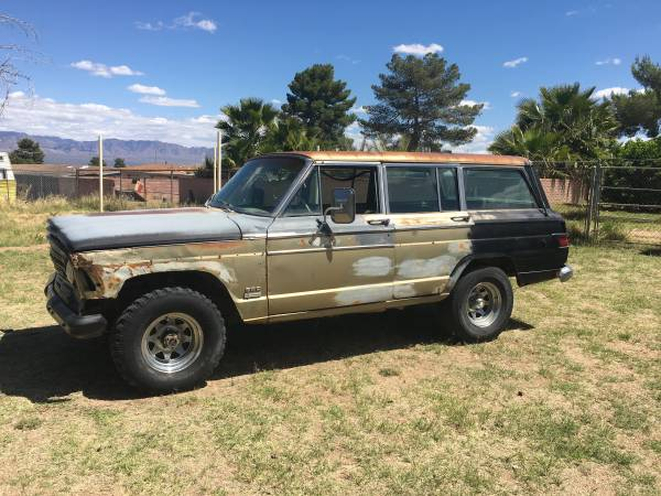 1972 jeep grand wagoneer v8 auto for sale in tucson arizona. Cars Review. Best American Auto & Cars Review