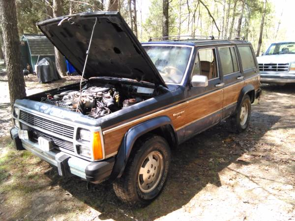1986 Jeep Grand Wagoneer V6 Auto For Sale In Lewisburg Kentucky