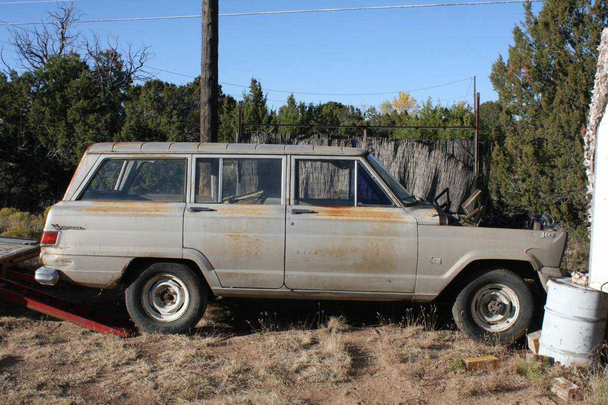 1965 Kaiser Jeep Wagoneer W V8 Vigilante Th400 For Sale