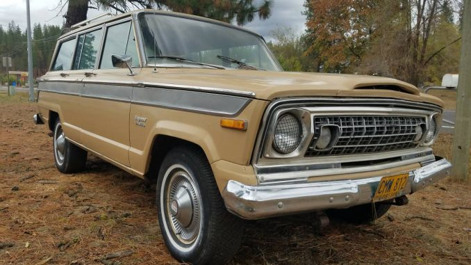 jeep wagoneer for sale in spokane sj usa classified ads. Cars Review. Best American Auto & Cars Review