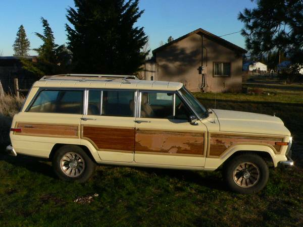1986 jeep grand wagoneer for sale in weed siskiyou county ca. Cars Review. Best American Auto & Cars Review