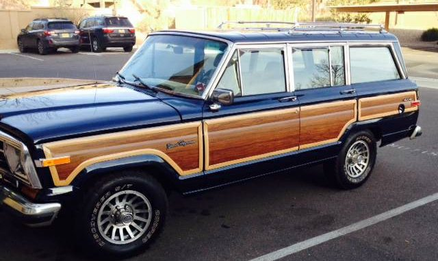 1991 Jeep Wagoneer For Sale - SJ USA Classifieds ...
